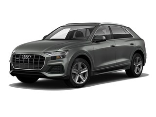 New 2019 Audi Q8 3.0T Prestige SUV for sale in Boise at Audi Boise
