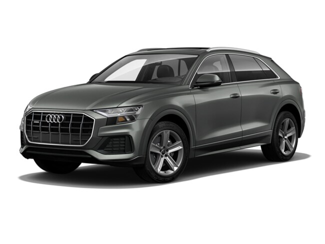 New 2019 Audi Q8 3.0T Prestige SUV for sale in San Rafael, CA at Audi Marin