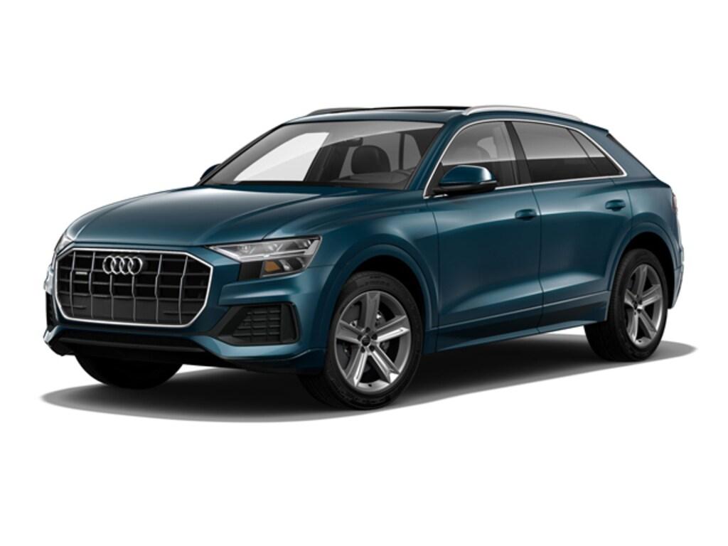 New 2019 Audi Q8 For Sale At Audi Shrewsbury Vin Wa1bvaf11kd032235