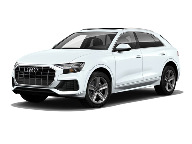 New 2019 Audi Q8 3.0T Prestige SUV For Sale in Ellisville, MO