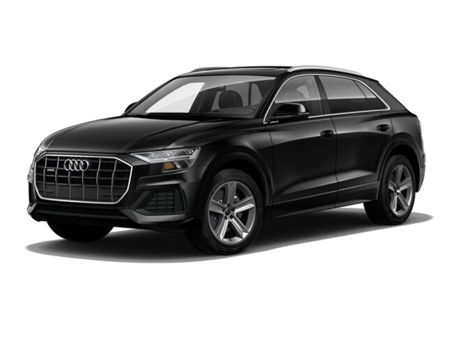 New 2019 Audi Q8 3.0T Premium in Long Beach, CA