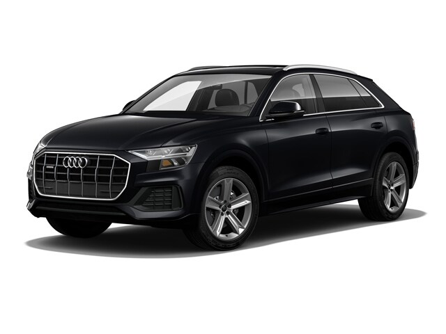 New 2019 Audi Q8 3.0T Premium Plus SUV for Sale in Pittsburgh, PA
