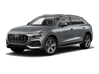 New 2019 Audi Q8 3.0T Premium Plus SUV for sale in Hyannis, MA at Audi Cape Cod