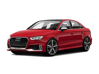 2019 Audi RS 3 Sedan Tango Red Metallic