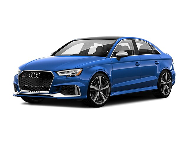 New 2019 Audi RS 3 2.5T Sedan for Sale in Phoenix AZ