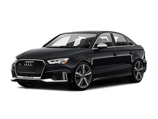 2019 Audi RS 3 2.5T Sedan for sale at Jack Daniels Audi of Upper Saddle River, NJ