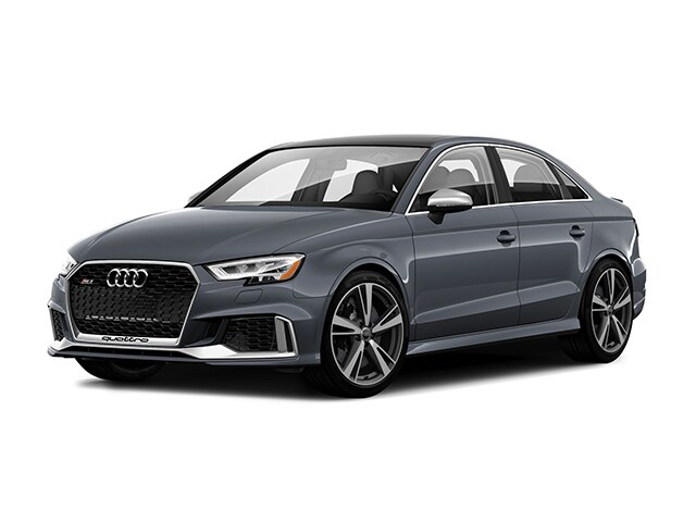 New 2019 Audi RS 3 Sedan for sale in Paramus, NJ at Jack Daniels Audi of Paramus
