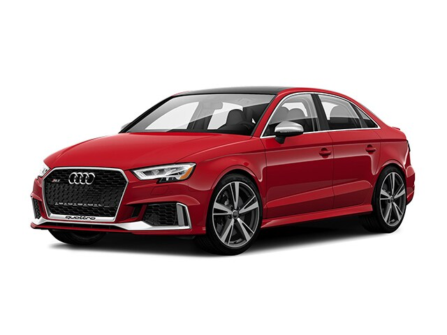 New 2019 Audi RS 3 2.5T Sedan for sale in State College, PA, at Audi State College