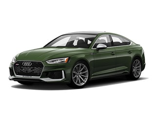 2019 Audi RS 5 Sportback Sonoma Green Metallic