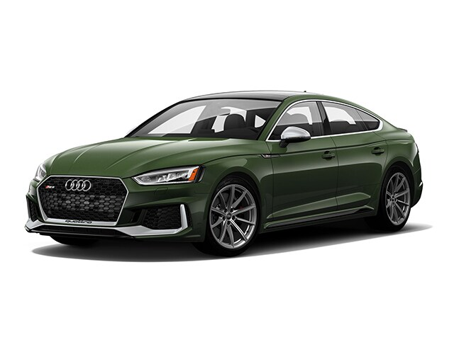New 2019 Audi RS 5 2.9T Sportback in Cary, NC near Raleigh