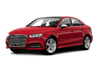 2019 Audi S3 Sedan Tango Red Metallic