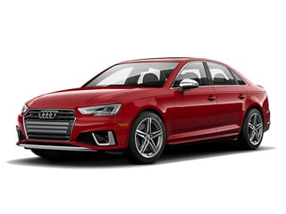 2019 Audi S4 Sedan Tango Red Metallic