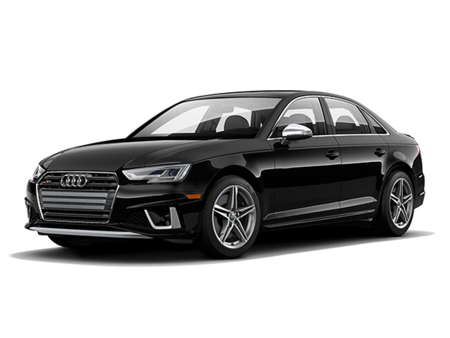 New 2019 Audi S4 3.0T Premium Plus Sedan WAUB4AF48KA043153 Near Los Angeles