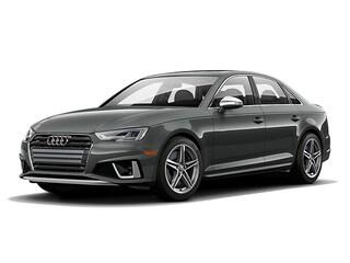 New 2019 Audi S4 3.0T Premium Sedan