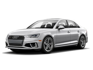 New 2019 Audi S4 3.0T Premium Plus Sedan
