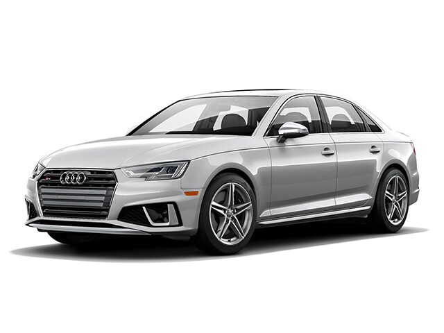 New 2019 Audi S4 Premium Plus Sedan near San Antonio