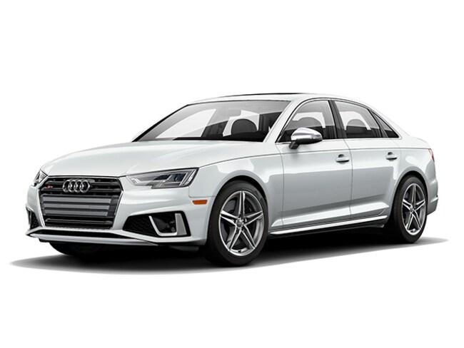 New 2019 Audi S4 3.0T Premium Plus Sedan WAUB4AF4XKA047480 near Chicago