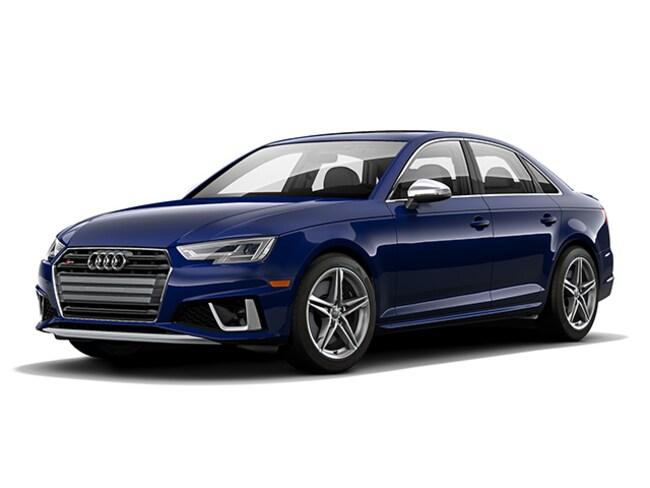 2019 Audi S4 Premium Plus Car