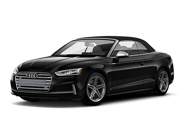 New 2019 Audi S5 2.0T Prestige Cabriolet Denver Area