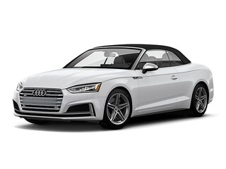 New 2019 Audi S5 3.0T Premium Plus Cabriolet for sale in Danbury, CT