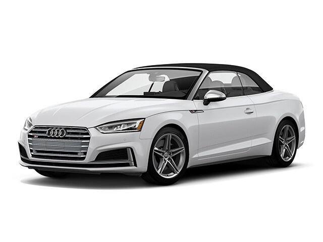 New 2019 Audi S5 3.0T Premium Plus Cabriolet WAUY4GF59KN009155 in Huntington, NY