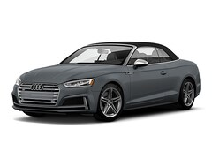 New 2019 Audi S5 3.0T Prestige Cabriolet in Cary, NC near Raleigh
