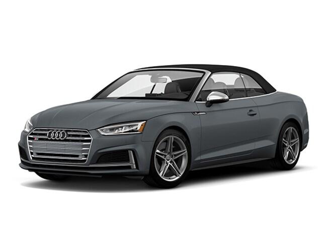 New 2019 Audi S5 3.0T Premium Plus Cabriolet WAUY4GF51KN006802 Near Los Angeles