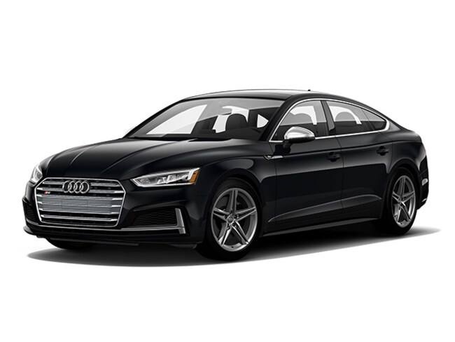New 2019 Audi S5 3.0T Premium Plus Sportback in Las Vegas