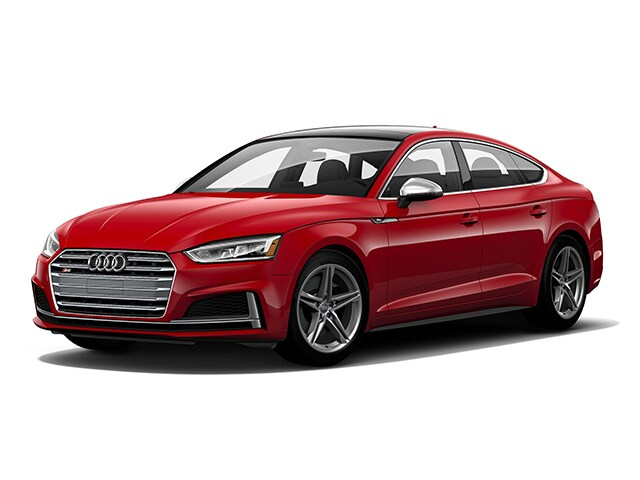 New 2019 Audi S5 3.0T Prestige Sportback in New London