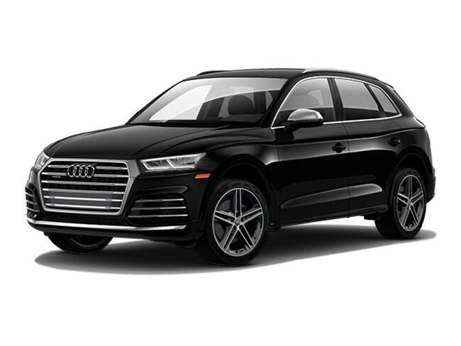 New 2019 Audi SQ5 3.0T Premium SUV WA1A4AFY5K2058876 Near Los Angeles