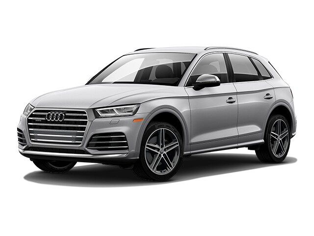 New 2019 Audi SQ5 3.0T Premium Plus SUV Near New York City