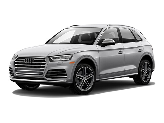New 2019 Audi SQ5 3.0T Premium Plus SUV near Smithtown, NY