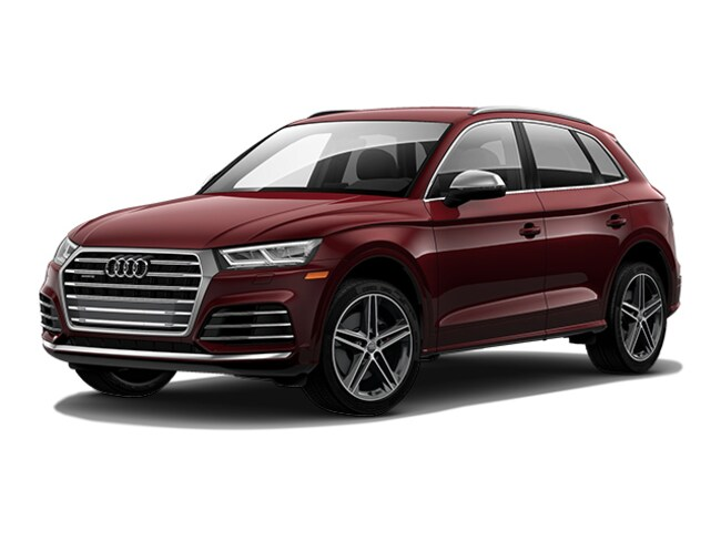 New 2019 Audi SQ5 3.0T Premium Plus SUV Huntington, NY