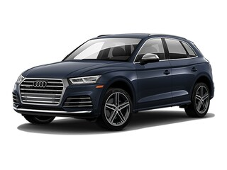 New 2019 Audi SQ5 3.0T Premium Plus SUV for sale in Boise at Audi Boise