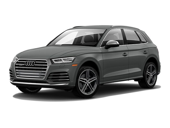 New 2019 Audi SQ5 3.0T Premium Plus SUV in Cary near Raleigh, NC