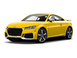 2019 Audi TT RS Coupe Vegas Yellow