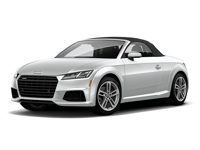 New 2019 Audi TT 2.0T Roadster in Cary, NC near Raleigh