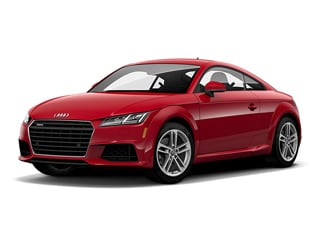 2019 Audi TT Coupe Tango Red Metallic