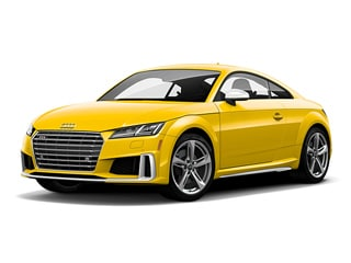2019 Audi TTS Coupe Vegas Yellow