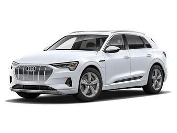 2019 Audi e-tron SUV
