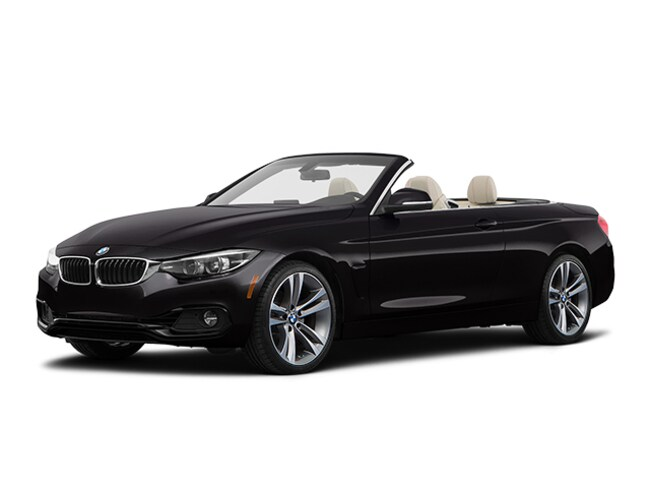 New 2019 BMW 430i xDrive Convertible in Cincinnati