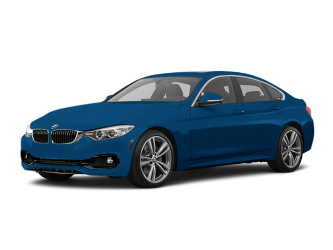 2019 BMW 4 Series 440i Xdrive Gran Coupe Car