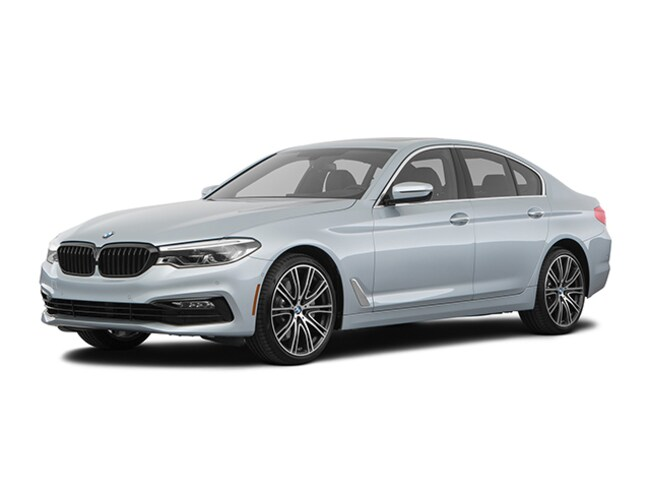 2019 BMW 5 Series 530i Sedan Car