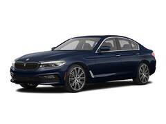 2019 BMW 5 Series 530i Xdrive Sedan All-wheel Drive