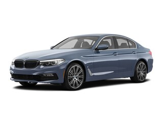 New 2019 BMW 530e Sedan Los Angeles California