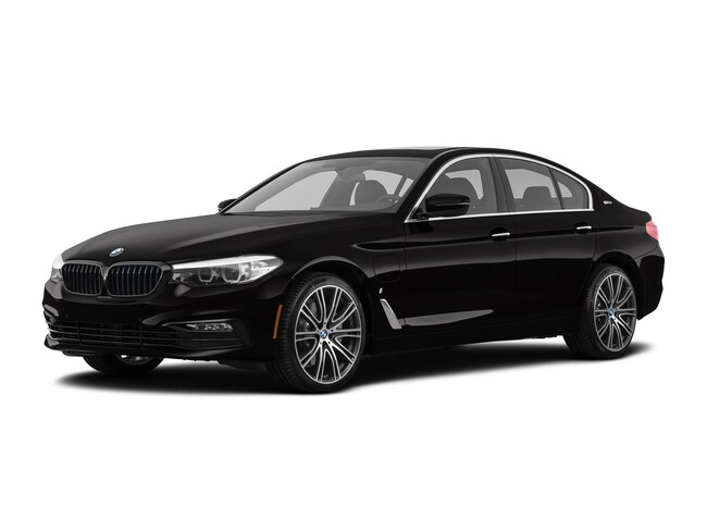 New 2019 BMW 5 Series 530e xDrive iPerformance Sedan Devon
