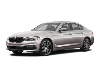 2019 BMW 540i Sedan Rhodonite Silver Metallic