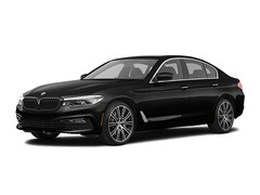 2019 BMW 540i Sedan 8 speed automatic