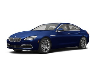2019 BMW 650i Gran Coupe Tazanite Blue Metallic