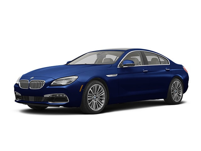 2019 BMW 650i Gran Coupe